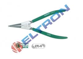 """ST72011ST Alicate para Anéis Externos Bico Reto CR-V Sata 5"""""""