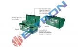 ST95163SC Caixa Plástica - Trava Dupla Sata 18