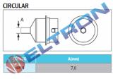 NR10 Bocal Circular 7,0mm para WHA900