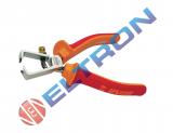 Alicate Descascador de Fios VDE 160mm 610433BR Unior