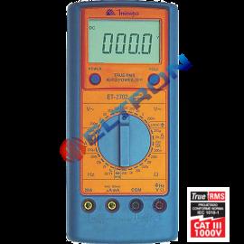 Multimetro Digital ET2702 Minipa