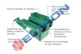 Caixa Plástica Sanfonada ST95166SC 17
