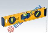 Nivel de aluminio com base magnetica