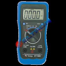 Multimetro Digital ET1605 Minipa