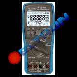 Multímetro Digital 4 4/5 D.Duplo (50000 cont.)/Barra Gráfica / Iluminação/ True RMS AC/AC+DC / Filtro de Alta Frequencia (HFR) / Memória para 100 Dados / CAT IV ET2990 MINIPA