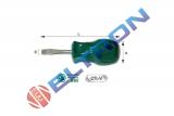 Chave de Fenda Cotoco ST62211SC 1/4