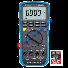 Multimetro Digital ET2780 Minipa