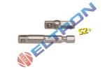 ST59271ST Acessórios para Bits Adaptador 1/4