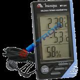 Termohigrometro MT241 Minipa