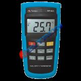 Termometro Digital 2 canais MT455 Minipa