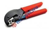 HT106C Alicate Crimpador para cabos coaxiais RG59 62 6