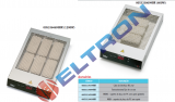 0053364699BR Preaquecedor infravermelho 1200W, 230V, 120x 190 mm com suporte de placa easy fix. weller