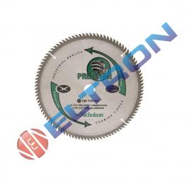 "Disco de serra circular 7.1/4""/184mm 807060NBR NICHOLSON"