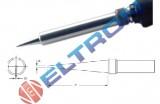 ET0BR Ponta de Cônica Longa 0,8mm x 1,12mm x 25,4mm para Ferro de Solda TC201TBR/LR21